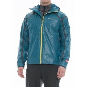 Columbia OutDry Extreme Gold Men's Jacket Large